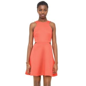 Club Monaco Tika Cut-Out Dress